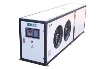 制罐焊机冷却用5匹风冷式冷水机(按尺寸定制)