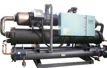 螺杆式冷水机组管道应该如何维护?