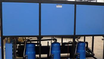 为什么冷水机制冷和制热控制不好?
