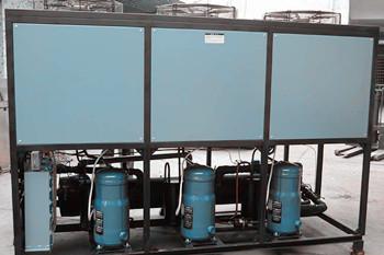 博克冷水机在各行业的应用