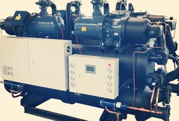 螺杆式冷水机压缩机液击的原因及解决办法