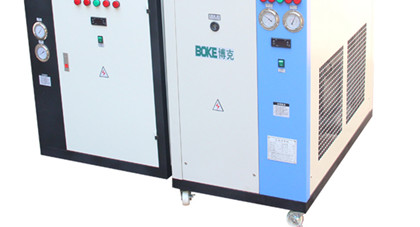 如何有效解决工业冷水机的水泵噪音?
