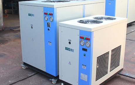 运输工业冷水机过程中需注意哪些?