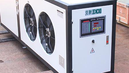 如何选择工业冷水机的蒸发器?