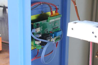 工业冷水机的工作原理和系统