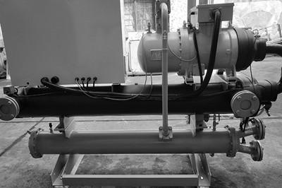 工业冷水机无法启动该怎么办?