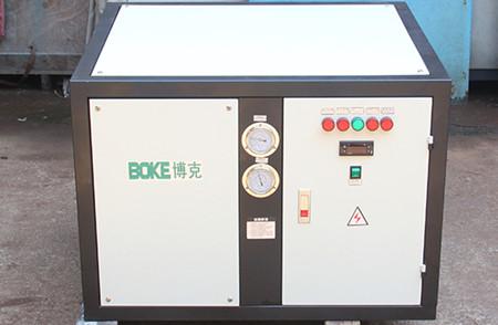 怎么解决水冷式工业冷水机冷媒不足的问题?