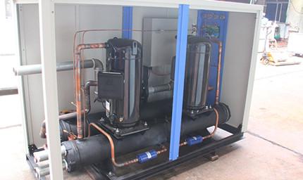 螺杆式工业冷水机应避开的操作误区