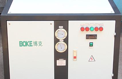 如何验收螺杆式工业冷水机组?