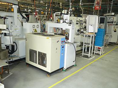 博世高频焊机用风冷式工业冷水机