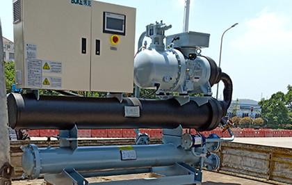风冷螺杆式工业冷水机组选型要点
