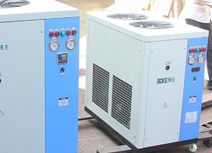 工业冷水机添加制冷剂有什么要求?