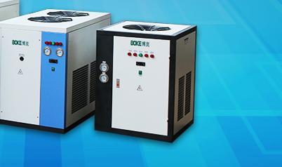 工业冷水机排气温度过高有哪些危害?怎么解决?