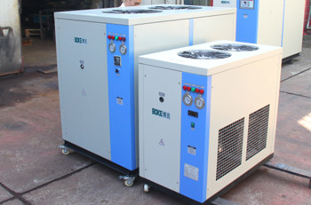 博克为客户提供包括冷水机水泵水箱冷却塔等一体的优质服务赢客户多次返单