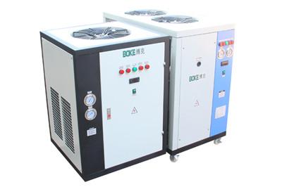 几种常用工业冷水机载冷剂的优缺点