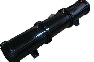螺杆式工业冷水机的冷凝器如何正确清洗?