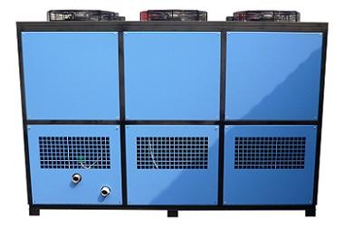 工业冷水机组的制冷方式