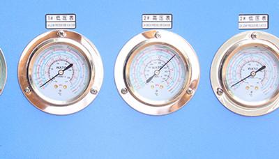 怎么快速检测出风冷式工业冷水机油压?