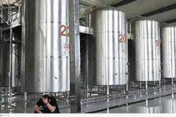 发酵罐冷却系统用低温冷水机