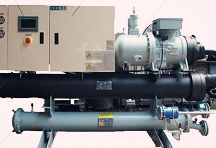 混凝土专用工业冷水机的特点
