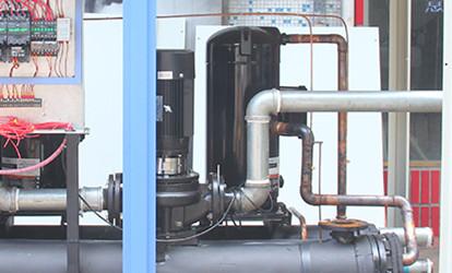 哪些情况会导致工业冷水机组换热器腐蚀?