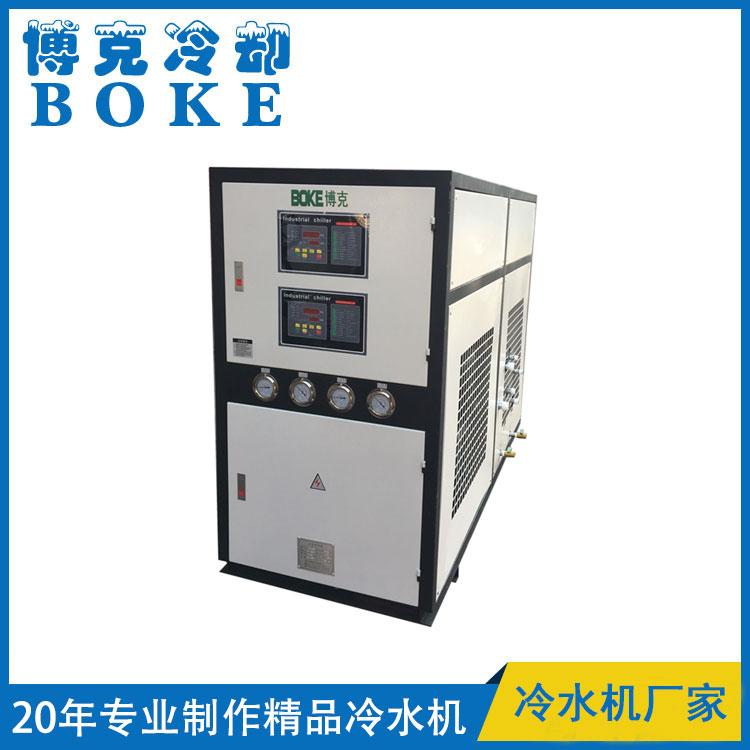 磁钢切割机冷却用双温双控冷水机