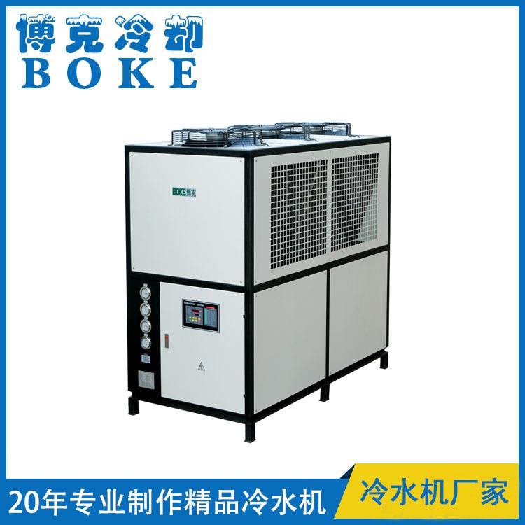 风冷箱式工业冷水机组(480V电压)