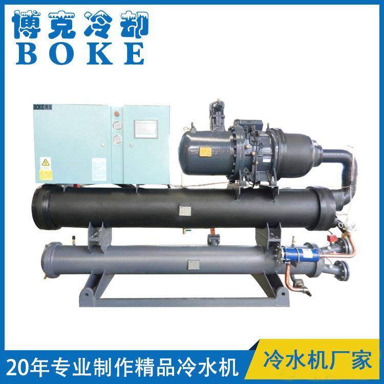 墙纸生产线冷却专用水冷螺杆式冷水机