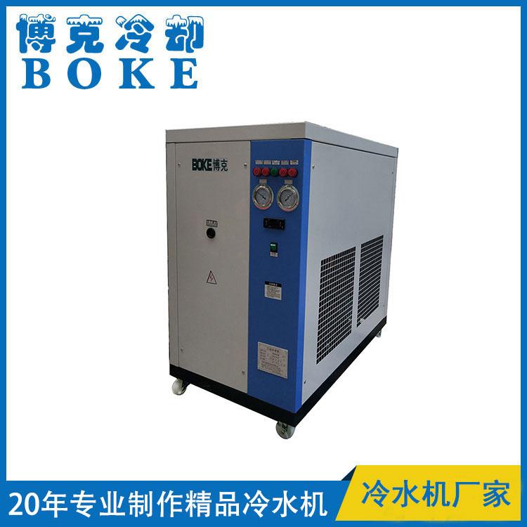风冷箱式冷水机3-15P