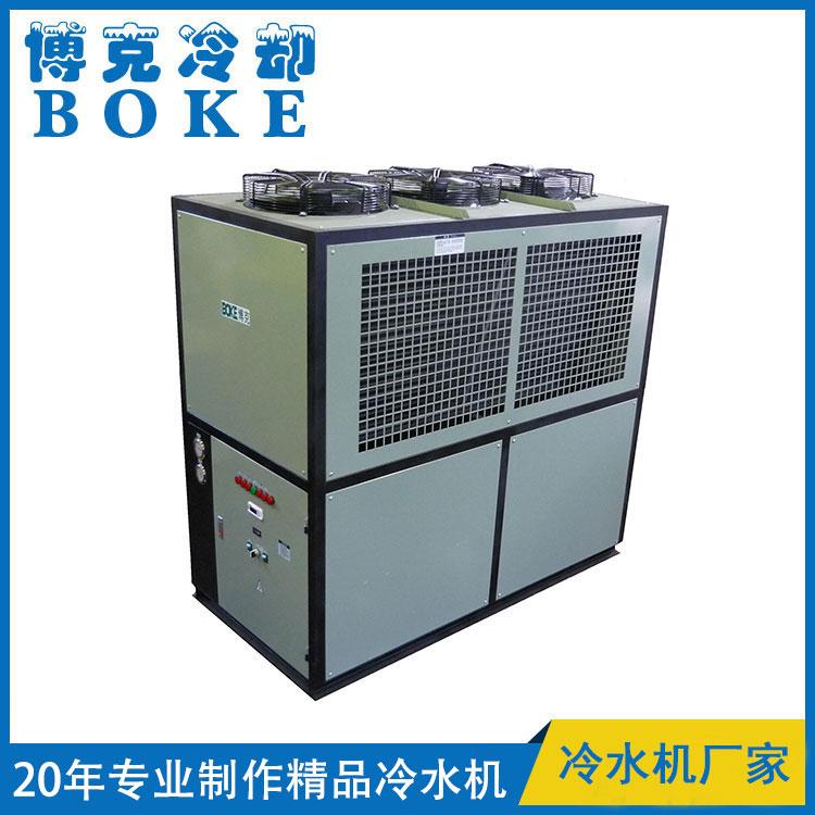 橡胶开炼机密炼机冷却用风冷箱式冷水机
