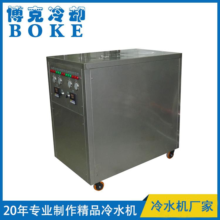 北京计量院实验室水表综合试验(流量检测)装置用水冷式冷热水机组