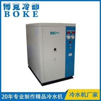 磨削液冷却用水冷箱式工业冷水机