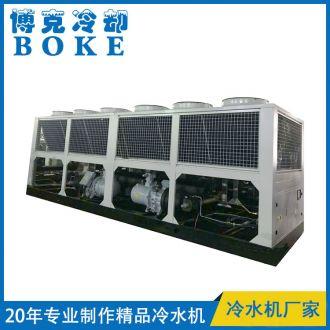 风冷螺杆式冷热水(热泵)机组双机型